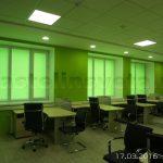 "Рулонные шторы ""Uni-1"" цвет зеленый"