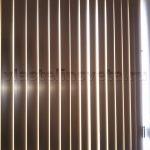 Жалюзи вертикальные алюминиевые цвет золото